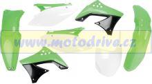 UFO PLAST Sada plastů Kawasaki KXF 450 2009 OEM-original