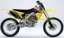 UFO PLAST Sada plastů Suzuki RMZ 250 2011-2012 Bílá