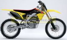 UFO PLAST Sada plastů Suzuki RMZ 250_2011-2012