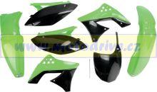 UFO PLAST Sada plastů Kawasaki KXF 250 2009-2012 OEM-original