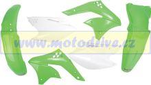 UFO PLAST Sada plastů Kawasaki KXF 250 2007 OEM-original