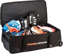MOOSE RACING velká cestovní taška na kolečkách s madlem ROLLER BAG