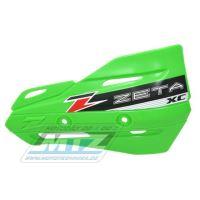 Kryty páček ZETA XC-Protector - zelené