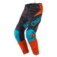 Dětské kalhoty O´Neal Element FACTOR šedá/oranžová