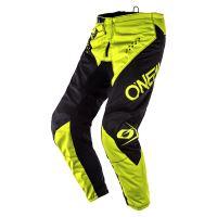 Kalhoty O´Neal Element RACEWEAR černá/žlutá