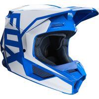 Přilba FOX V1 Prix Helmet MX20 - modrá
