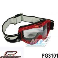 Brýle Progrip dětské 3101 - červené
