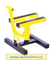 QTECH Stojan MX černá matná/žlutá neon