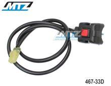 Vypínač/Chcípák Yamaha YZF450+YZF250 / 10-19 + WRF250 / 15-19 + WRF450 / 16-19