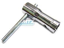 Klíč na svíčku oboustranný - rozměr 18mm/21mm (pro svíčky NGK řady B,C,D)