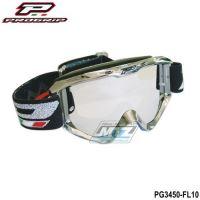 Brýle Progrip 3450-FLASH stříbrné