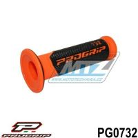 Rukojeti/Gripy Progrip 732 - oranžové