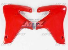 Spojlery Honda XR650R / 00-07 - (barva červená)