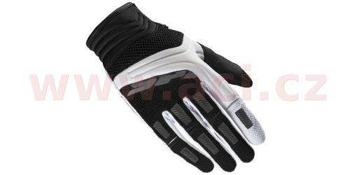 Rukavice MEGA-X, SPIDI, dámské (bílé/černé)