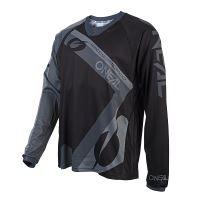 Dětský dres O´Neal Element FR HYBRID černá/šedá