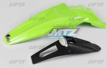 Blatník zadní včetně LED světla - Kawasaki KLX450R_UFO