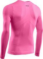 SIXS TS2 funkční tričko s dlouhým rukávem růžová
