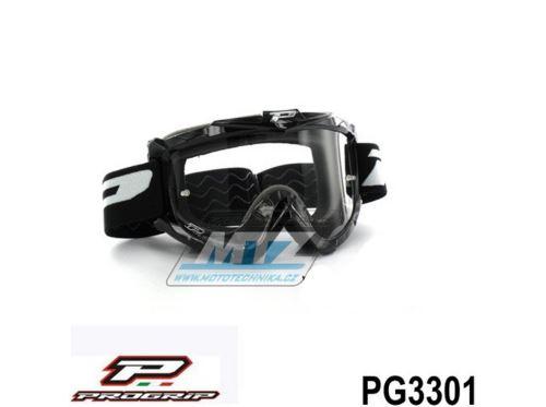 Brýle Progrip 3301 - černé