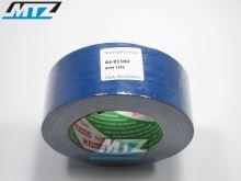 Páska americká (textilní Duct Tape) - 48mmX50m - modrá