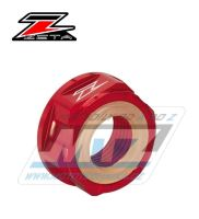 Matice osy zadního kola ZETA - červená - Honda CRF150R / 07-21 + CRF250L / 13-20 + CRF150F+CRF230F+CRM250 + XR250 + XR650L