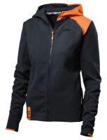 Mikina UNBOND KTM, dámská (černá/oranžová , vel. XL)