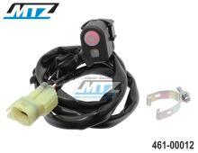 Vypínač/Chcípák Honda CRF450R / 09-12 + CRF250R/ 10-13