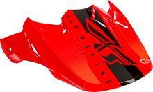 Kšilt pro přilbu F2, FLY RACING - USA (Hi-Vis/oranžová)
