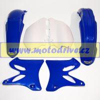 UFO PLAST Sada plastů Yamaha YZ 250 2006-2012 OEM-original