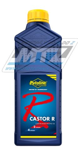 Olej ricinový dvoutaktní a čtyřtaktní CASTOR R (balení 1L)
