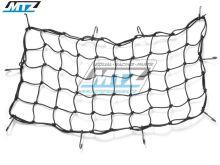 Síťka s háky (40x75cm) - černá