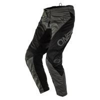 Kalhoty O´Neal Element RACEWEAR černá/šedá