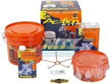 Mycí sada Putoline Action Kit pro údržbu pěnových vzduchový filtrů
