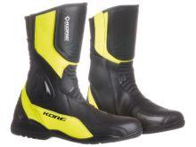 Boty Sport Touring, KORE (černé/žluté fluo, vel. 41)