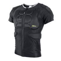 Chráničové tričko O´Neal BP krátký rukáv černá S
