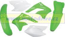 UFO PLAST Sada plastů Kawasaki KXF 450 2008 OEM-original