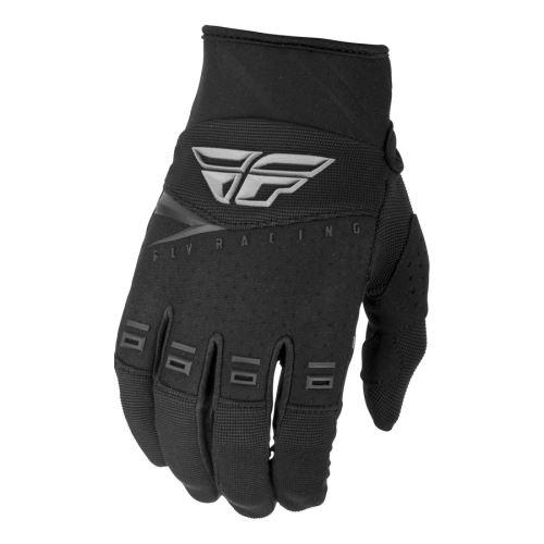 rukavice F-16 2019, FLY RACING - USA dětské (černá)