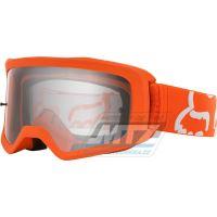 Brýle FOX dětské MAIN II Youth - oranžové