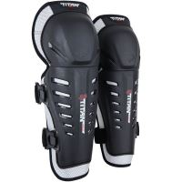 Chrániče kolen FOX Titan Race Knee Shin Guards