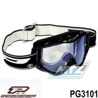 Brýle Progrip dětské 3101 - černé