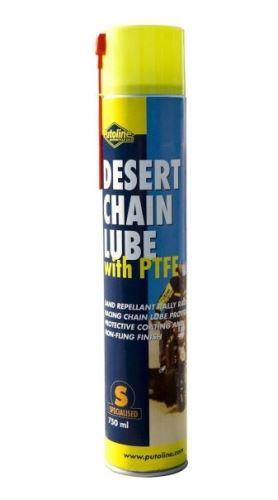 Putoline Sprej na řetěz Desert PTFE (750ml)