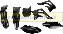 UFO PLAST Sada plastů Kawasaki KXF 450 2013-2015 Černá