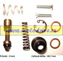 Pístek/Opravná sada brzdové pumpy KTM SX 250_2005-2008 přední