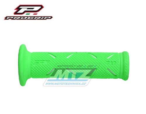Rukojeti/Gripy Progrip 717 - FLUO zelené