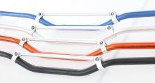 Řidítka s hrazdou (průměr 22mm) MTZ - modré