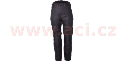 ZKRÁCENÉ kalhoty Kodra, ROLEFF - Německo, pánské (černé)