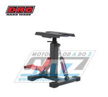 Stojánek MX (stojan pod motocykl) DRC HC2 Height Control Lift Stand - červeno/černý