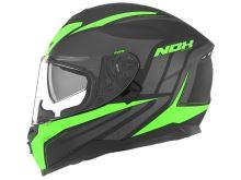 Přilba N302 Shape, NOX (černá/zelená)