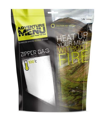 Adventure Menu Zipper bag