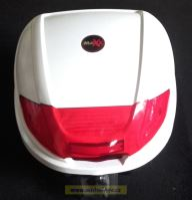 Maxx Motokufr 30l - bílý