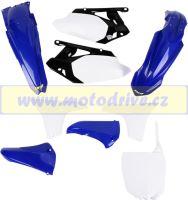 UFO PLAST Sada plastů Yamaha YZF 450 2011-2012 OEM-original